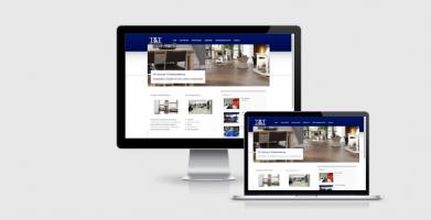 Website T & T Tapijt