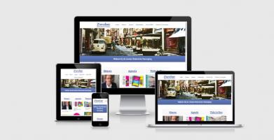 Website Zwolse Historische Vereniging